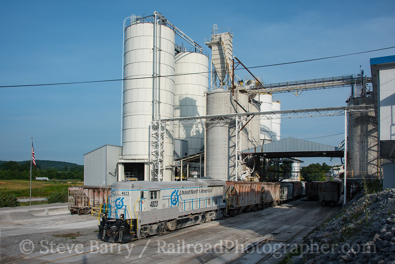 Photo 4235<br /> Lhoist North America; Crab Orchard, Tennessee<br /> June 18, 2017