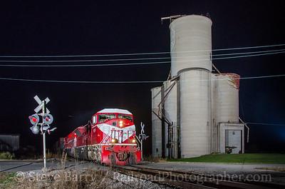 Photo 3965 Indiana Rail Road; New Lebanon, Indiana October 13, 2016