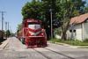 Photo 1377<br /> Indiana Rail Road; New Albany, Indiana<br /> May 18, 2009