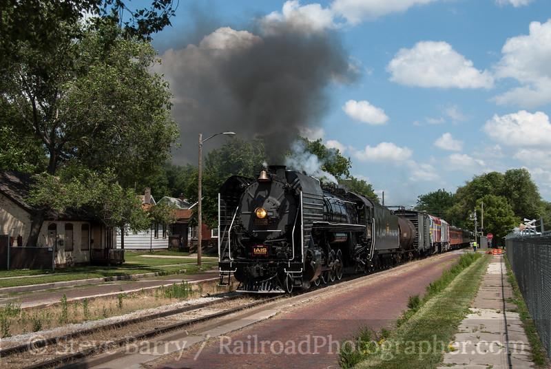Photo 2381<br /> Iowa Interstate; Davenport, Iowa<br /> June 19, 2012