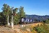 Montana Rail Link; St. Regis MT; 9/2000