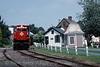 Photo 0304<br /> Morristown & Erie (on BR&W); Flemington, New Jersey<br /> June 1989