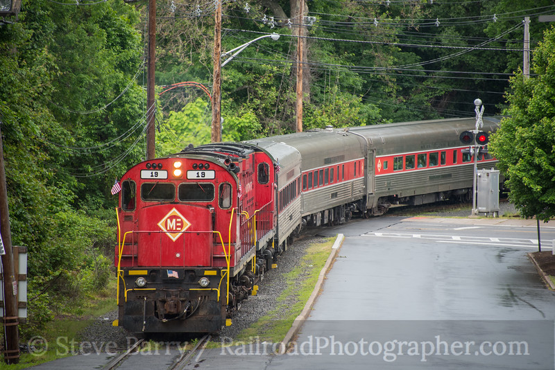 Photo 4226<br /> Morristown & Erie; Morristown, New Jersey<br /> June 4, 2017