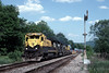Photo 1232<br /> New York, Susquehanna & Western (on Conrail); Smithboro, New York<br /> May 27, 1998
