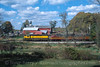 Photo 3545<br /> New York, Susquehanna & Western; Baird's Farm, New Milford, New York<br /> October 2001