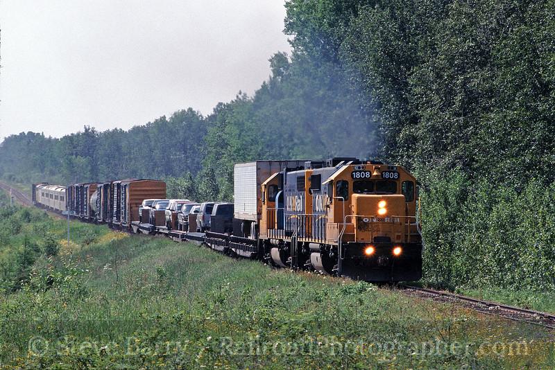 ON Rail; Gardiner ON; 7/16/04