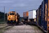 Photo 0435<br /> ON Rail; Moosonee, Ontario<br /> July 13, 2004