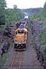 Photo 0436<br /> ON Rail; Swastika, Ontario<br /> July 19, 2004