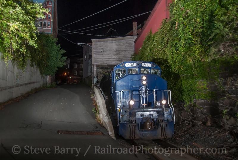 Photo 3202<br /> Pan Am Railways; Bellows Falls, Vermont<br /> September 11, 2014