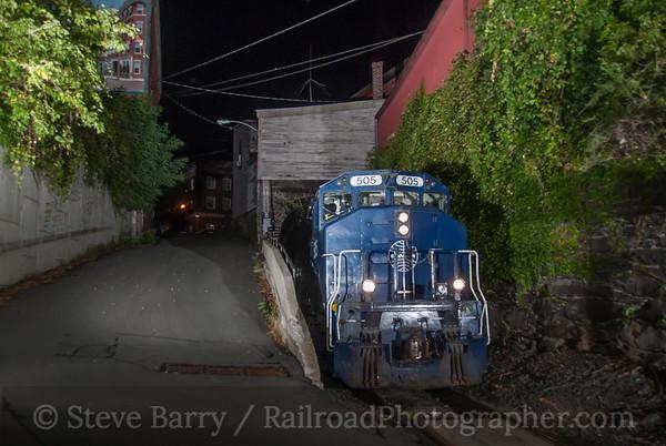 Photo 3202 Pan Am Railways; Bellows Falls, Vermont September 11, 2014