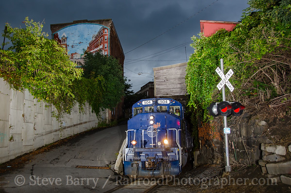 Photo 3488 Pan Am Railways; Bellows Falls, Vermont September 13, 2015