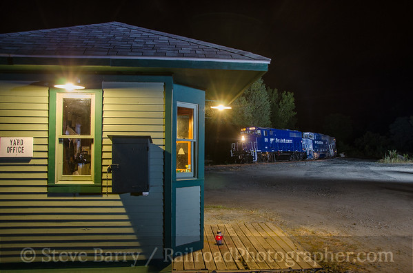 Photo 3932 Pan Am Railways; White River Junction, Vermont September 10, 2016