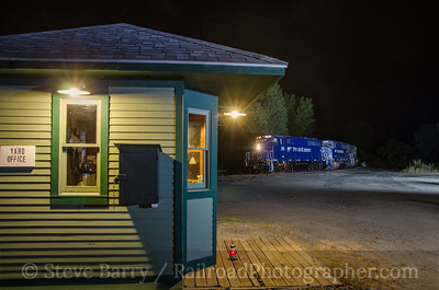 Photo 3932 Pan Am Railways; White River Junction, Vermont September 10, 2016