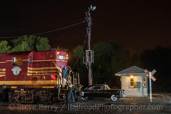 Photo 3208 Pan Am Railways; White River Junction, Vermont September 13, 2014