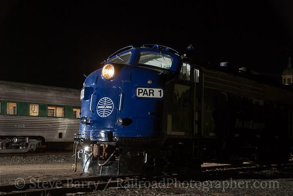 Photo 3206 Pan Am Railways; White River Junction, Vermont September 12, 2014