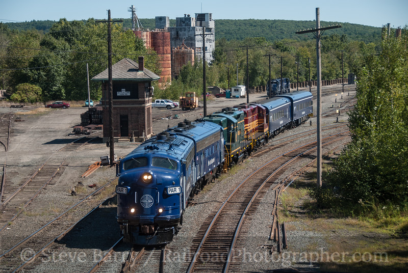 Photo 3203 Pan Am Railways; East Deerfield, Massachusetts September 12, 2014