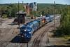 Photo 3203<br /> Pan Am Railways; East Deerfield, Massachusetts<br /> September 12, 2014