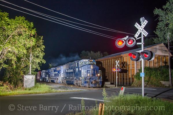 Photo 3930 Pan Am Railways; Charlestown, New Hampshire September 9, 2016