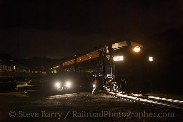 Photo 3209 Pan Am Railways; White River Junction, Vermont September 13, 2014