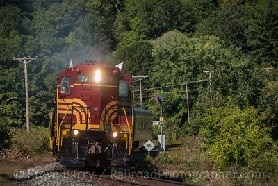 Photo 3211 Pan Am Railways; Westminster Station, Vermont September 14, 2014