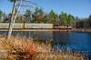 Photo 4000<br /> Providence & Worcester; Jefferson, Massachusetts<br /> November 13, 2016