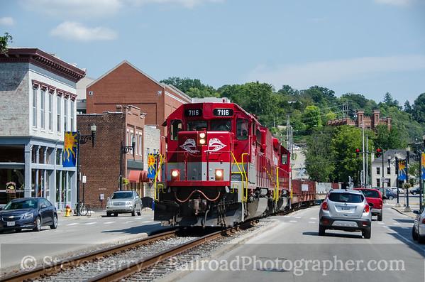 Photo 3455 R.J. Corman; Frankfort, Kentucky August 15, 2015