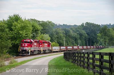 Photo 3439 RJ Corman; Frankfort, Kentucky August 9, 2015
