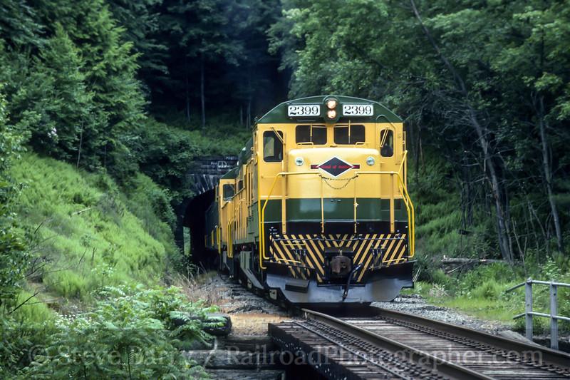 Reading & Northern; Tamaqua PA; 7/1992
