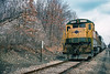 Photo 3564<br /> Reading, Blue  Mountain & Northern; Mount Carmel, Pennsylvania<br /> April 2, 1995