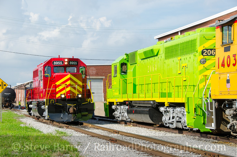 Photo 3910<br /> Port Harbor; Granite City, Illinois<br /> July 25, 2016