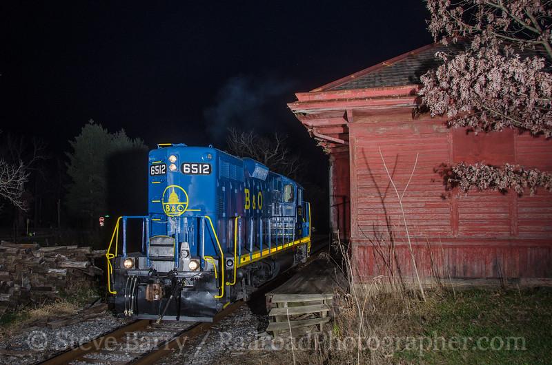 Photo 3613<br /> Shenandoah Valley; Fort Defiance, Virginia<br /> November 24, 2015