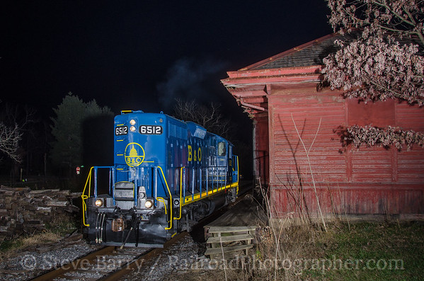Photo 3612 Shenandoah Valley; Fort Defiance, Virginia November 24, 2015