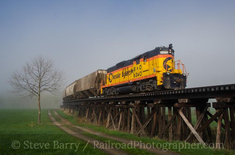 Photo 3374<br /> South Branch Valley; Romney, West Virginia<br /> April 18, 2015