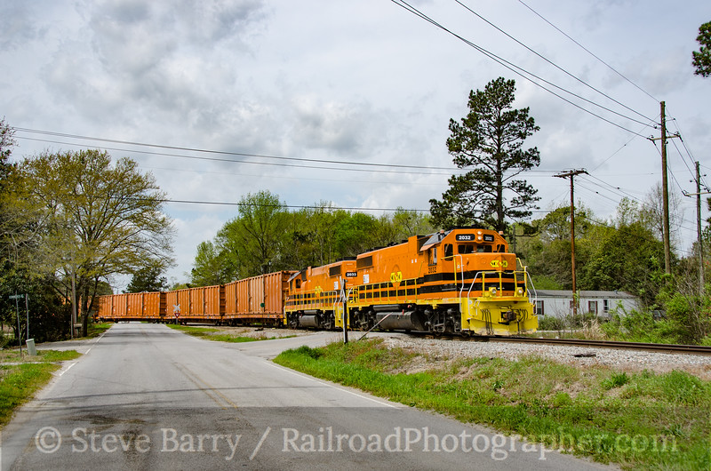 Photo 3361<br /> South Carolina Central; Hartsville, South Carolina<br /> April 3, 2015
