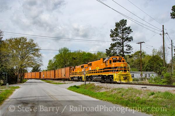 Photo 3361 South Carolina Central; Hartsville, South Carolina April 3, 2015