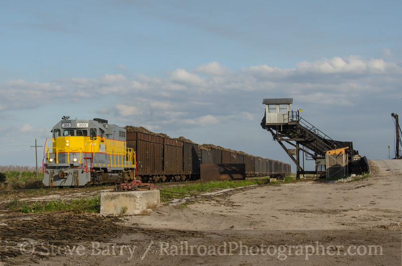 Photo 2934<br /> South Central Florida Express; Clewiston, Florida<br /> December 17, 2013