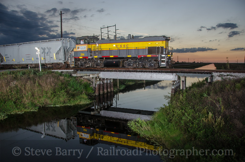 Photo 2935<br /> South Central Florida Express; Clewiston, Florida<br /> December 17, 2013