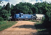 Photo 2203<br /> West Jersey Short Line; Mannington, New Jersey<br /> June 25, 1986