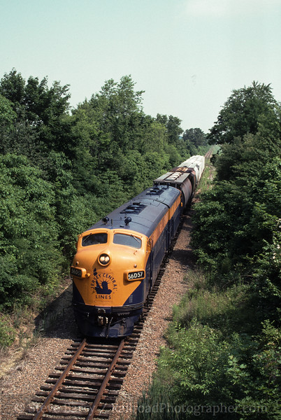 Photo 1824<br /> Southern Railroad of New Jersey<br /> Woodstown, New Jersey