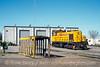 Photo 4524<br /> Stockton Terminal & Eastern<br /> Stockton, California<br /> March 1998