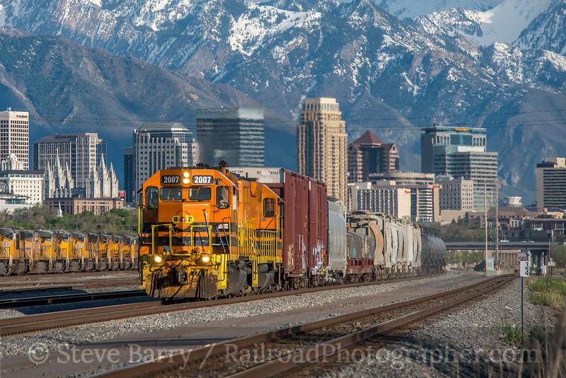 Utah Railway; Salt Lake City UT; 5/9/19