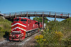 Photo 4303<br /> Vermont Rail System<br /> Clarendon, Vermont<br /> September 11, 2017