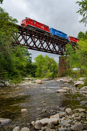 Photo 3490 Vermont Rail System; Cuttingsville, Vermont September 14, 2015