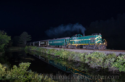 Photo 3486 Vermont Rail System; Norwich, Vermont September 12, 2015