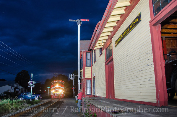 Photo 3931 Vermont Rail System; Ely, Vermont September 10, 2016