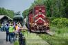Photo 3431<br /> Vermont Rail System; Charlotte, Vermont<br /> June 18, 2015