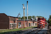 Photo 4304<br /> Vermont Rail System<br /> Wallingford, Vermont<br /> September 11, 2017