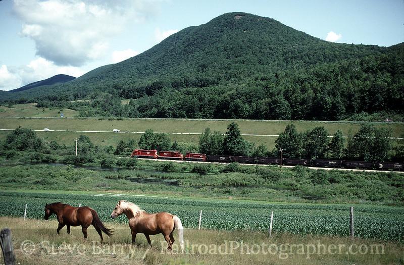 Photo 0807<br /> Clarendon & Pittsford (Vermont Rail System); Castleton, Vermont