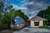 Photo 3492<br /> Vermont Rail System; Ludlow,, Vermont<br /> September 14, 2015