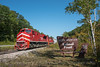 Photo 4305<br /> Vermont Rail System<br /> Dorset, Vermont<br /> September 11, 2017